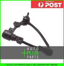 Fits TOYOTA LITE/TOWNACE NOAH 4WD 1996-2007 - Right Upper Front Arm
