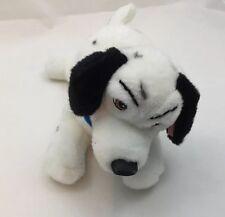 "Disney 101 Dalmatians Wizzer Puppy Dog Blue Collar Plush 12"" Plush Lovey"