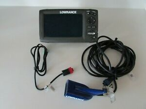 "Lowrance Hook 7 7""GPS/Fish Finder/Down Imaging Chirp Sonar with Hdi transducer"