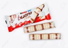 KINDER BUENO WHITE CHOCOLATE BARS 30CT