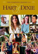 Hart of Dixie Complete Collection 1-4 DVD Box set All Seasons 1 2 3 4 UK Rel NEW