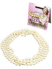 Collier perles 1920 tambour CHARLESTON perles long 20s Déguisement Perles Nouveau