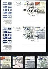 ISRAEL 2003 Stamps & FDC's  THE FLAG   MNH XF