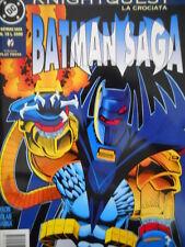 BATMAN Saga La crociata Knightquest n°18 1997 ed.Play Press  [G.154]