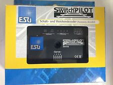 +++ esu 51822 switch piloto servo v2.0 DCC/mm, railcom anteriormente 51802