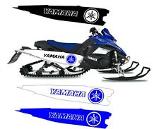 Yamaha Snowmobile Decals Amp Stickers For Sale Ebay