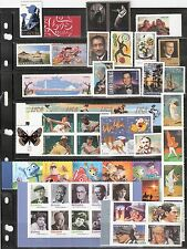 2012 US Commemorative Stamp Year Set Mint NH
