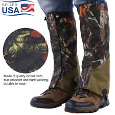 Waterproof Gaiters Boots Snow Snake High Leg Shoes Cover Mountain Hunting Hiking