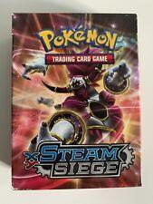 Pokemon TCG XY Steam Siege Ring of Lightning Theme Deck Only