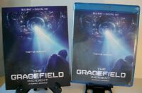 The Gracefield Incident Blu-ray w/Slipcover (2017 - M.O. Pictures) Found Footage