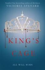 King's Cage (Red Queen 3), Aveyard, Victoria | Paperback Book | 9781409151197 |