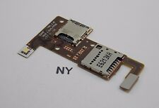 Sim & SD Card Reader LG Rebel LTE L43AL TracFone Phone OEM Replacement Part #465