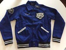 Ralph Lauren Polo Varsity Style Baseball/Football Veste Taille M 70% OFF RRP