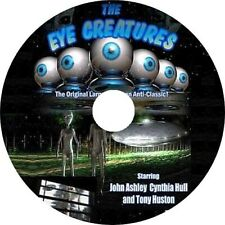 The Eye Creatures (1965 cult Sci-Fi film) Mod Dvd disc only