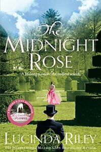 The Midnight Rose by Lucinda Riley Book The Cheap Fast Free Post