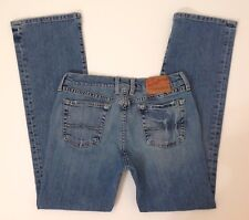 Lucky Brand CLASSIC RIDER Blue Jeans Size 8 / 29 Reg - W 29 x L 31 EUC
