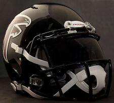 ATLANTA FALCONS NFL Gameday REPLICA Football Helmet w/ OAKLEY Eye Shield