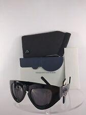 Brand New Authentic Grey Ant Sunglasses Carl Zeiss Optics Above Average Black