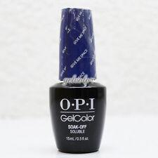 OPI GelColor Soak Off LED/UV Gel Nail Polish 15ml 0.5 fl oz Give Me Space #HPG37