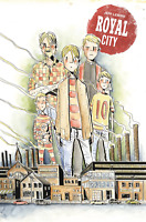 ROYAL CITY TPB VOL 1 NEXT OF KIN IMAGE COMICS TP COLLECTS #1-5 NEW
