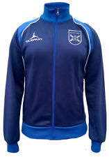 Olorun Scotland Rugby Supporters Retro Jacket Navy/Royal Size S-3XL