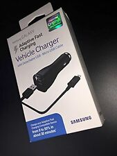 NEW GENUINE Samsung Galaxy S6 Edge Adaptive Fast Vehicle USB Car Charger note 5