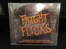 Fright Flicks - TUTM Entertainment - CD - Halloween