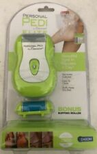 LAURANT Personal Pedi Elite Callus Remover BRAND NEW SEALED IN PACKAGE - GREEN
