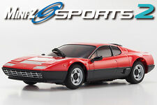 Auto Radiocomandata Kyosho Mini-Z Sports 2 MR-03S2 Ferrari 512BB Readyset