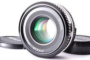 Mint Nikon Ai-s Nikkor 50mm f/1.8 AIS Pancake Prime MF Lens From JAPAN F Mount