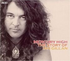 Ian Gillan-Mercury High-The Story of Ian Gillan (2-cd) DCD