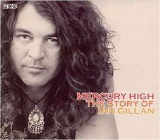 IAN GILLAN - Mercury High-The Story Of Ian Gillan  (2-CD) DCD