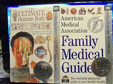 1994 American Medical Association Family Guide Random House 1994 CD-Rom software