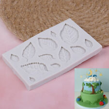 Rose leaves silicone soap mold kitchen accessories cakemold cookies cake toolSOS