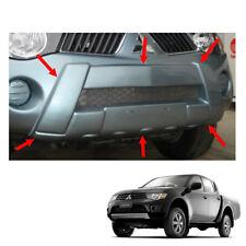 2006 10 - 2014 Front Bumper Guard Cover Painted 1 Pc On Mitsubishi L200 Triton