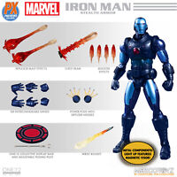MEZCO TOYS ONE-12 COLLECTIVE PX exclusive IRON MAN STEALTH ARMOR 6 inch figure