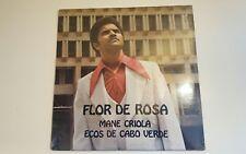FLOR DE ROSA MANE CRIOLA ECOS DE CABO VERDE SEALED RECORD MINT
