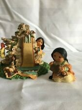 """Friends Of Feather Enesco 1995 """"Wise One Who Wraps Love with Kindness�."""