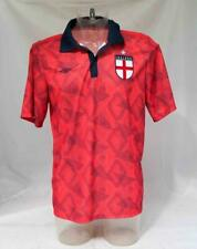 Mens Umbro England 1990 Replica Football Shirt Size Uk Large Lot T114