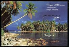 TOKELAU SELECTION OF 2003  ISSUES  MINT NH  AS SHOWN