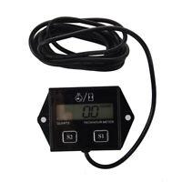 Bougies Moteur Tachymetre numerique Compteur horaire tachymetre Jauge de moto T2