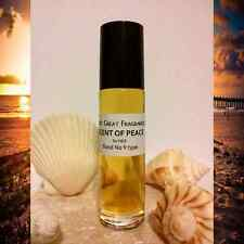 SCENT OF PEACE Women by BOND NO 9 type 1/3oz PERFUME/BODY OIL Roll On : STRONG