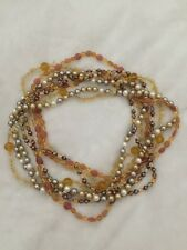 New JOAN RIVERS Necklace Set 4 Different Designer Necklaces HIGH FASHION Jewelry