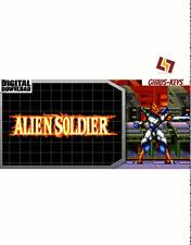 Alien Soldier STEAM Download Key Digital Code [DE] [EU] PC