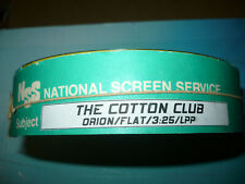 COTTON CLUB, orig 35mm flat LPP trailer [Richard Gere] Francis Ford Coppola film