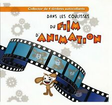 FRANCE COLLECTOR FILM ANIMATION CARTOONS OGGY NICOLAS & GUILLEMETTE - TRES RARE