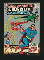 Justice League Of America #25, 4.0/VG