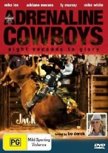 Adrenaline Cowboys - 8 Seconds To Glory (DVD, 2006)**