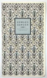 EDWARD BAWDEN, ENGLISH AS SHE IS DRAWN (1989) Retrospective Exhibition Programme