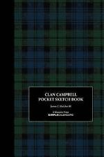 Clan Campbell SimpleBooks© Collection: Clan Campbell Pocket Sketch Book by...